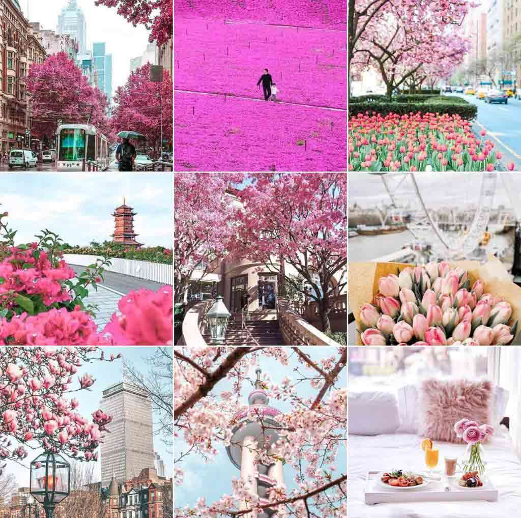 The Langham Hotels, the global luxury chain has launched their #inthepink campaign to help travellers #keepyourmindtravelling
