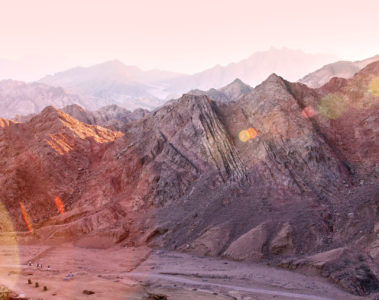 Martin Perry photographs the Sinai Peninsula, Egypt