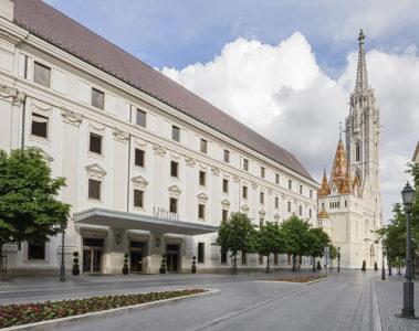 Hilton Budapest, Buda, Budapest, Hungary