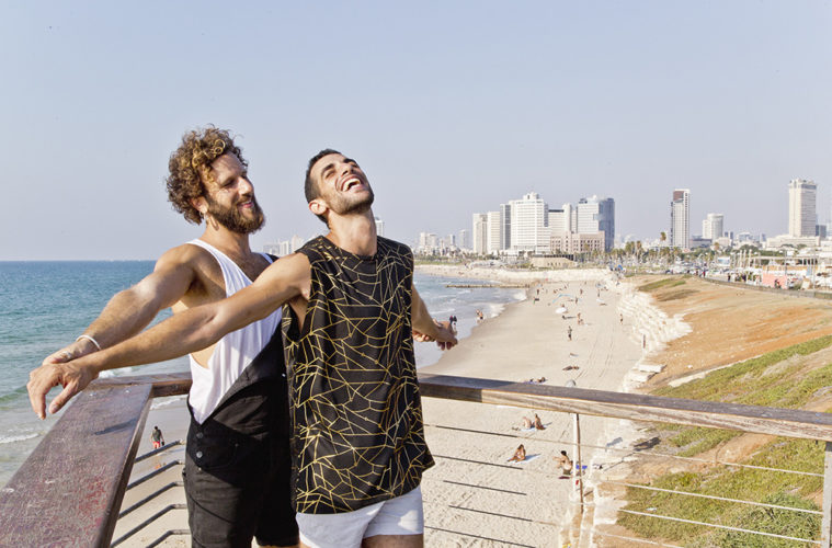 Non-Stop Tel Aviv, photography by Martin Perry