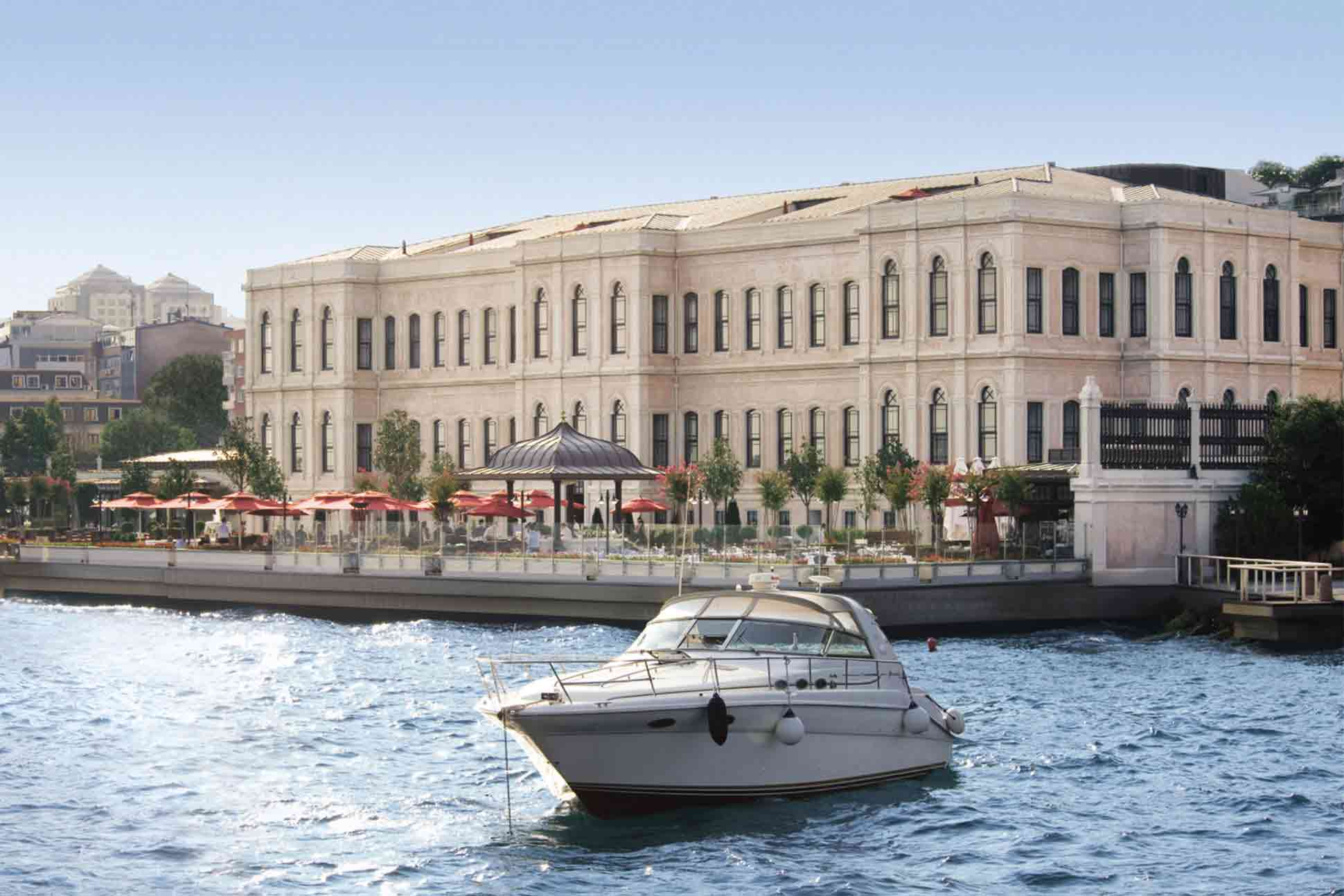 Istanbul at the Bosphorus by Four Seasons, Istanbul, Turkey
