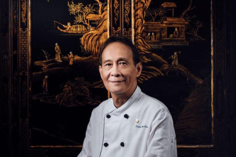 Chef Kwong Wai Keong of the Langham Hong Kong T'ang Court shares his secret dumpling recipe