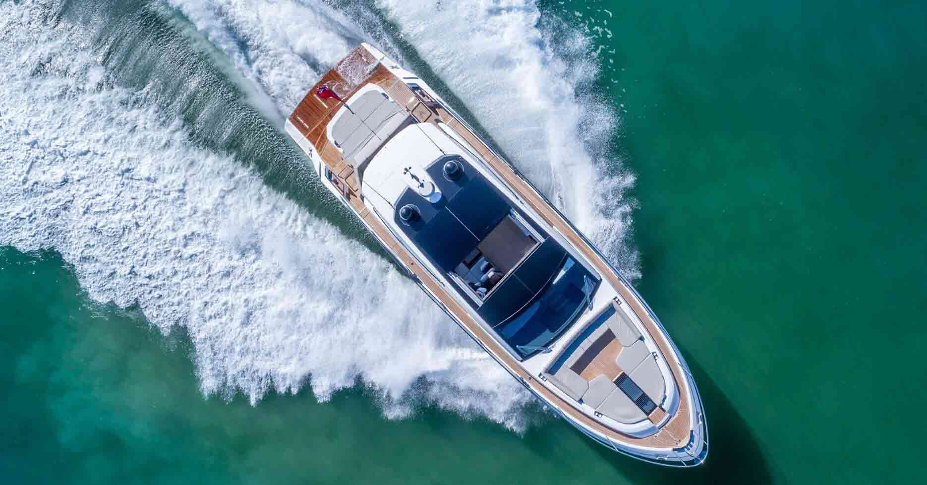 Fairline Yachts launches virtual marina
