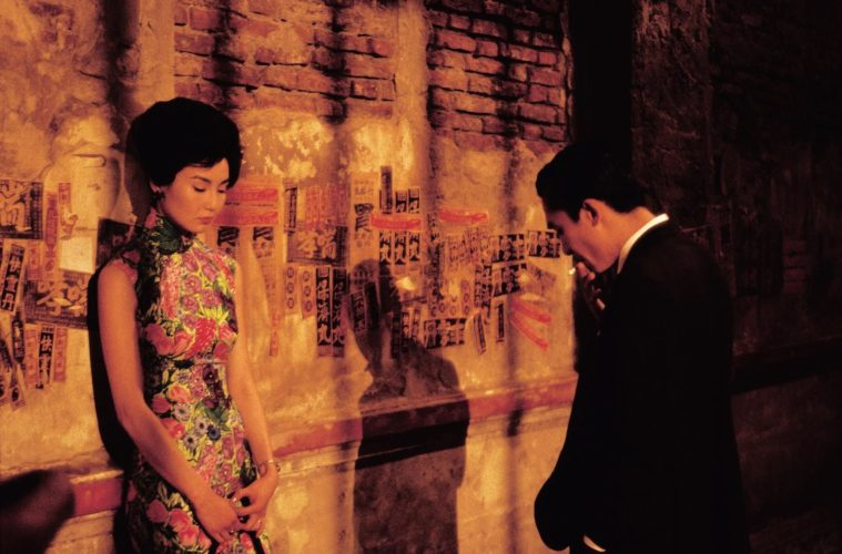 In the mood for love by Wong Kar Wai, part of which was shot in Bangkok, Thailand's Chinatown