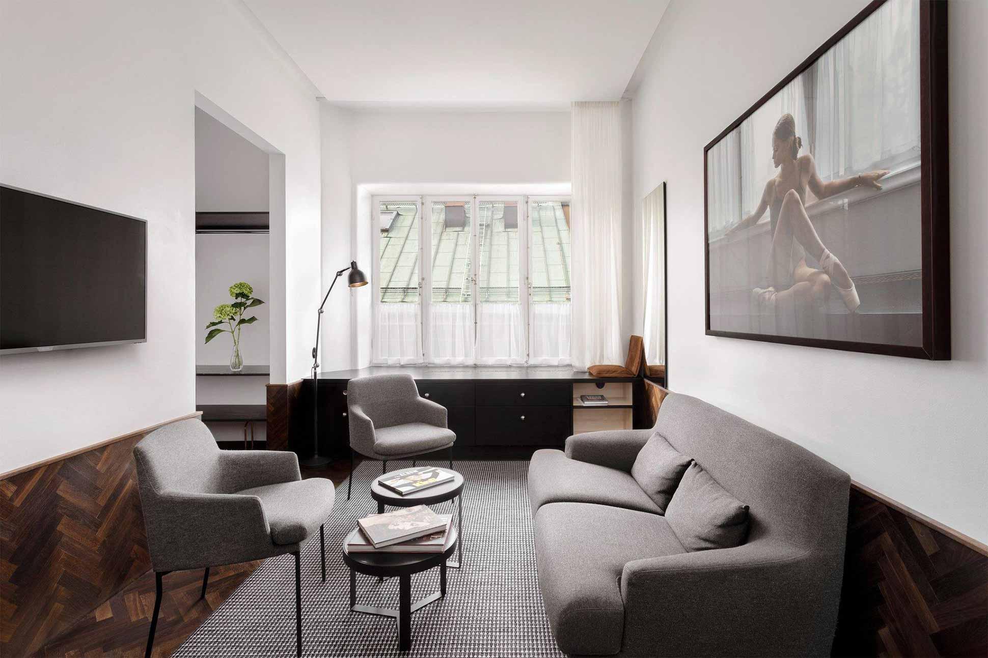 Suite at Miss Clara, Stockholm, Sweden