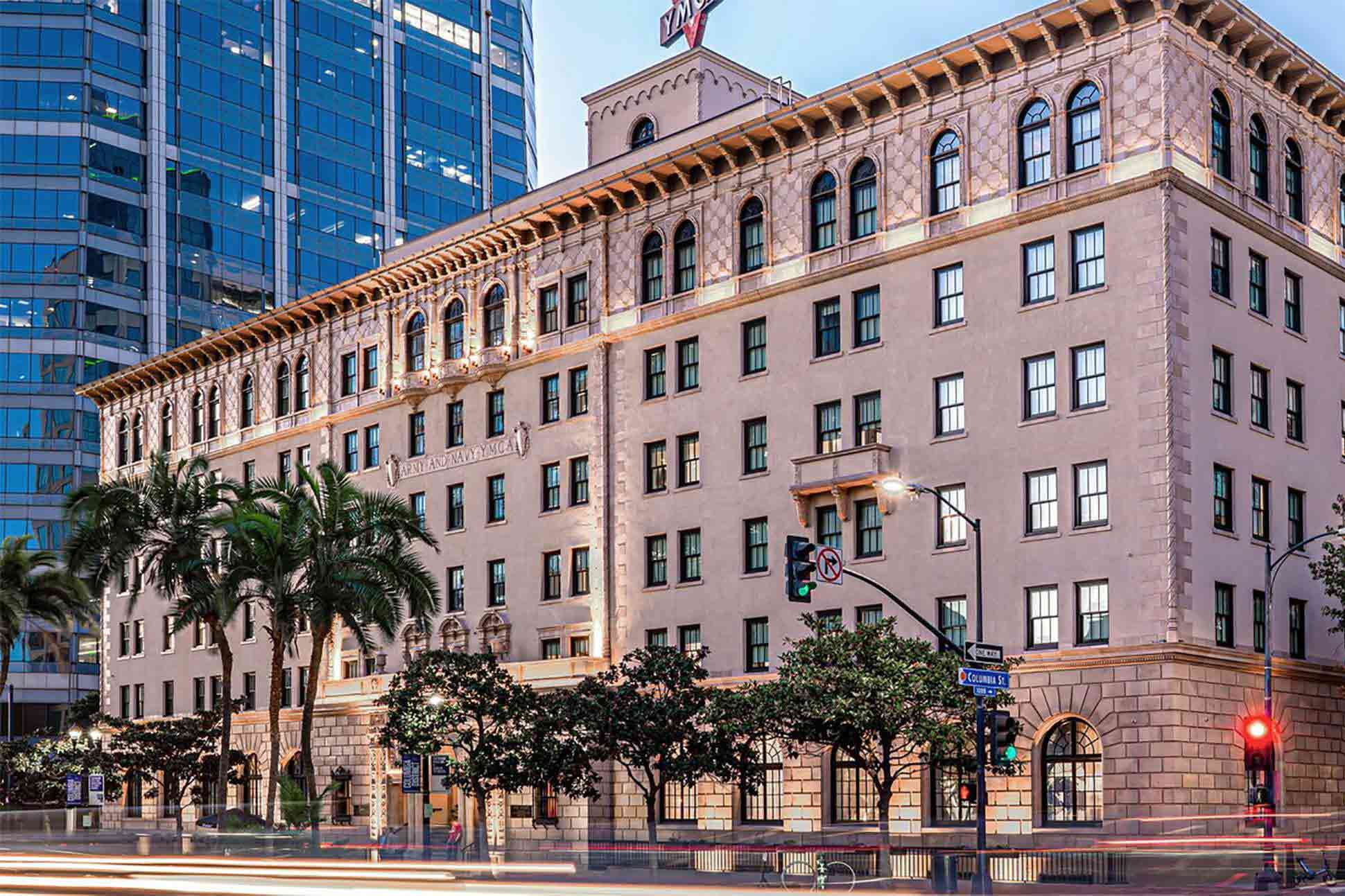 The Guild Hotel, San Diego, California, USA
