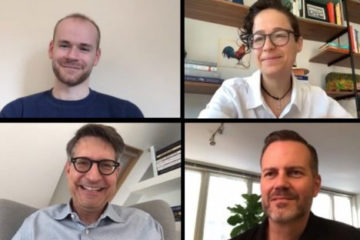 OutThere magazine Experientialist LIVE webinar session on destinations featuring Matthew Joslin, Japan National Tourism Organisation, JNTO, Michelle Fridman Hirsch, Minister of Tourism for Yucatan State, Mexico, Alex Herrmann, Director of Switzerland Tourism, Fred Dixon, President, NYC & Company
