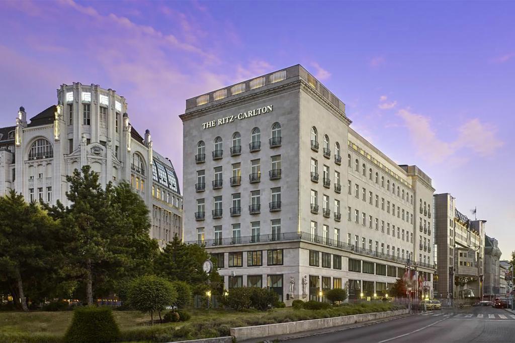 The Ritz-Carlton, Pest, Budapest, Hungary