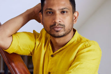 Dinesh Perera, owner of Mahasen by Foozoo, Colombo, Sri Lanka