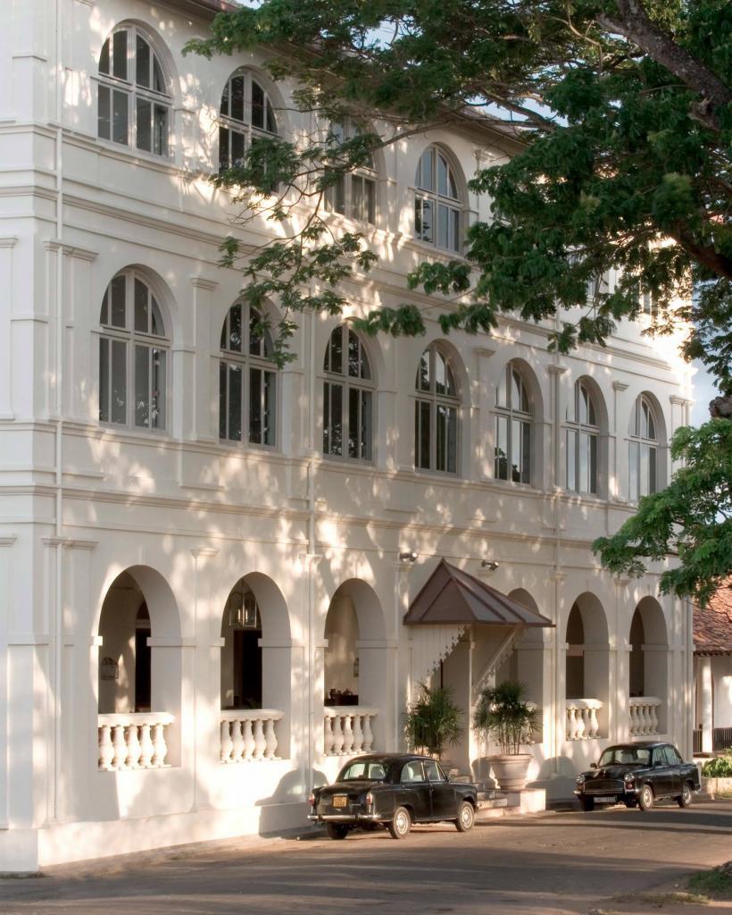 Amangalla, an Aman Resort, Galle, Sri Lanka