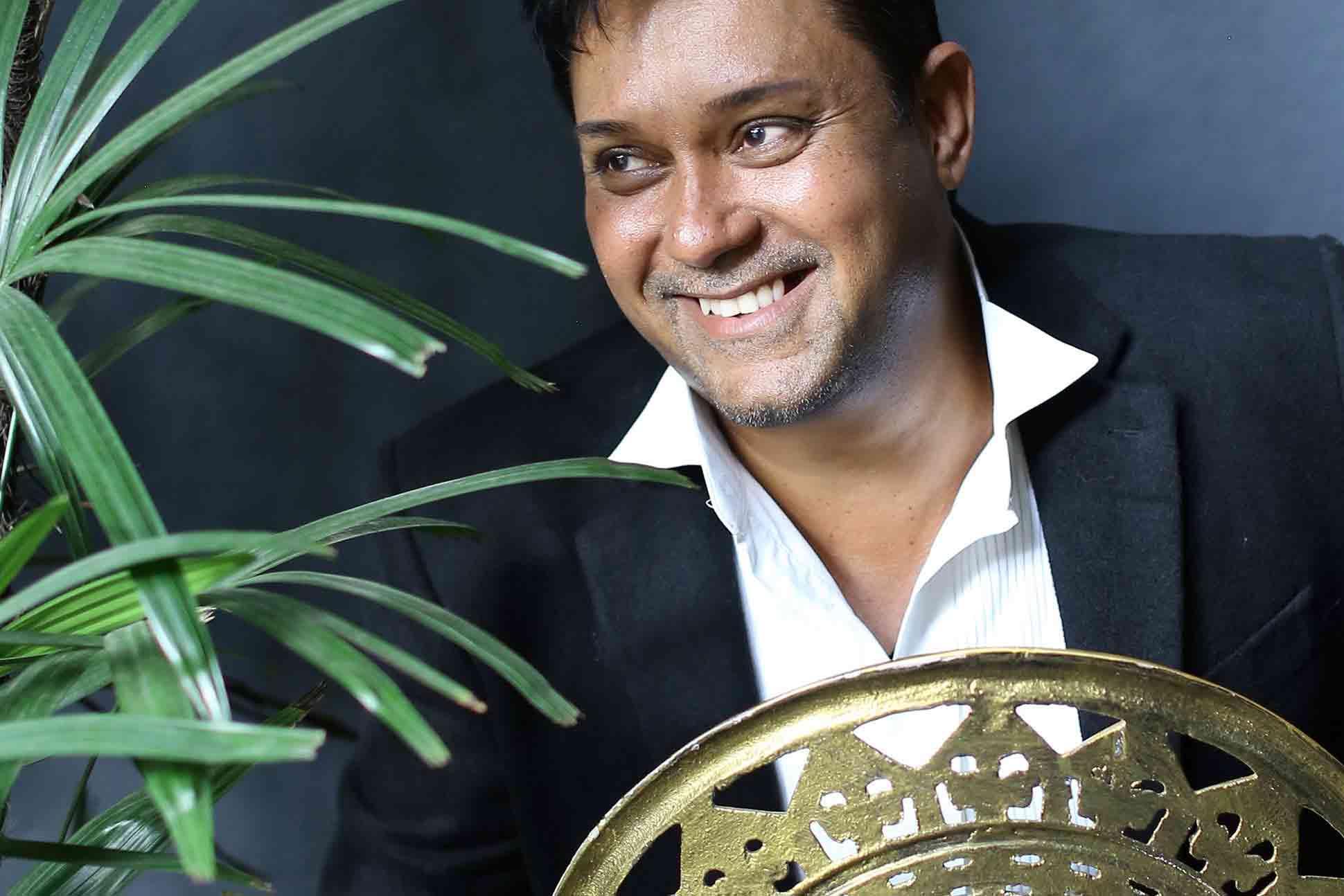 Stefan Andre Joachim, Colombo, Sri Lanka