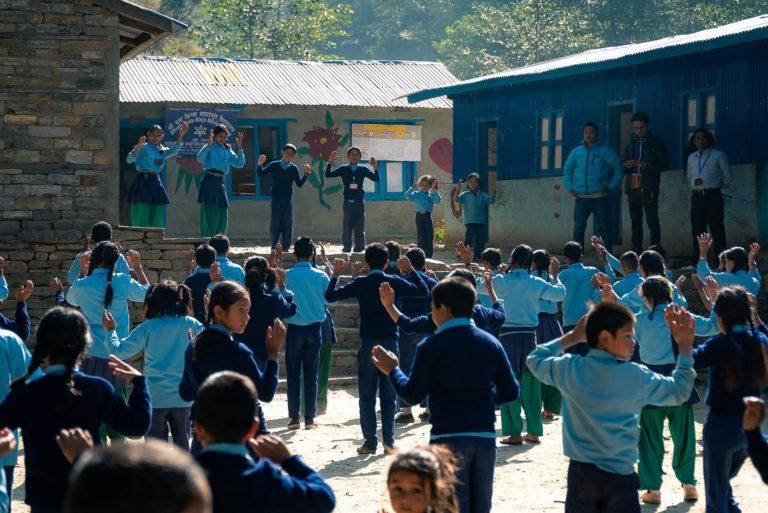 Juniper Trust Nepal Adventure Aid
