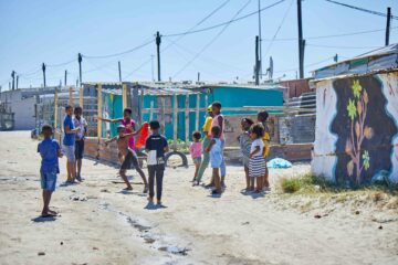 Khayelitsha township South Africa Martin Perry