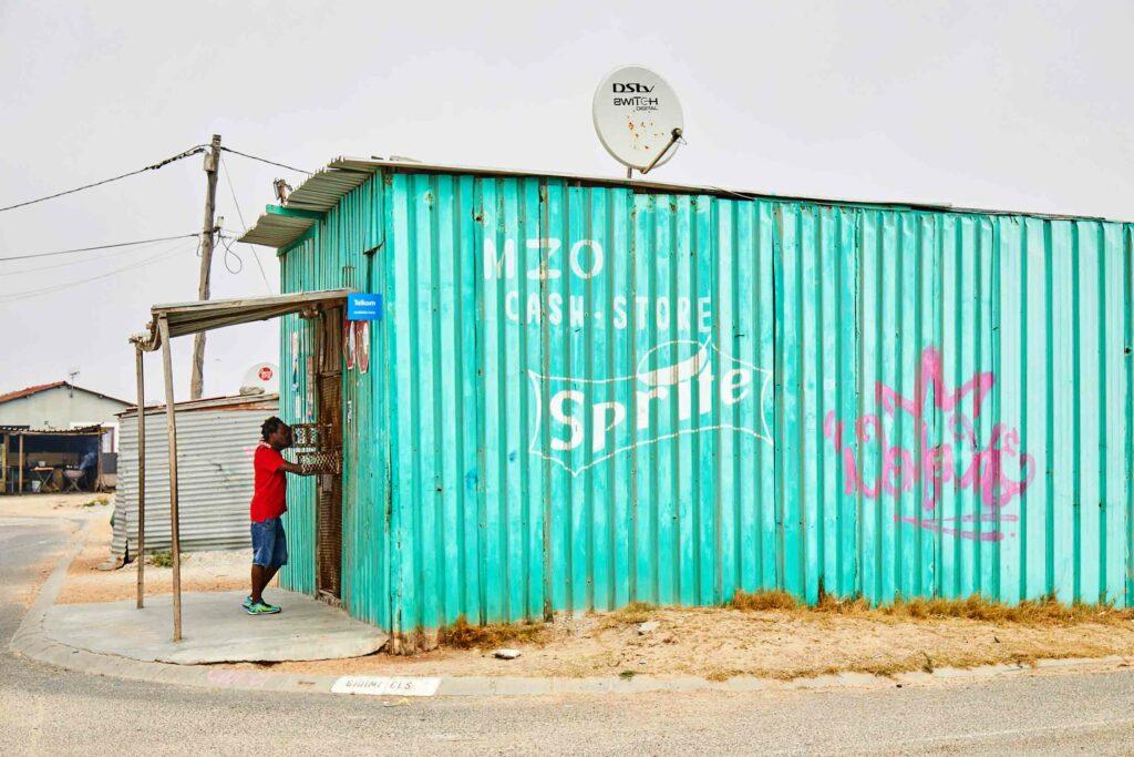 Khayelitsha township South Africa Martin Perry