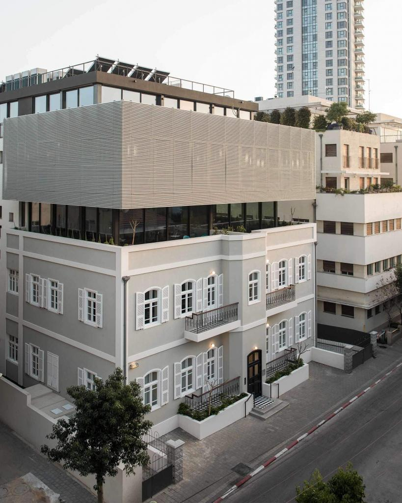 The Levee, Tel Aviv, Israel