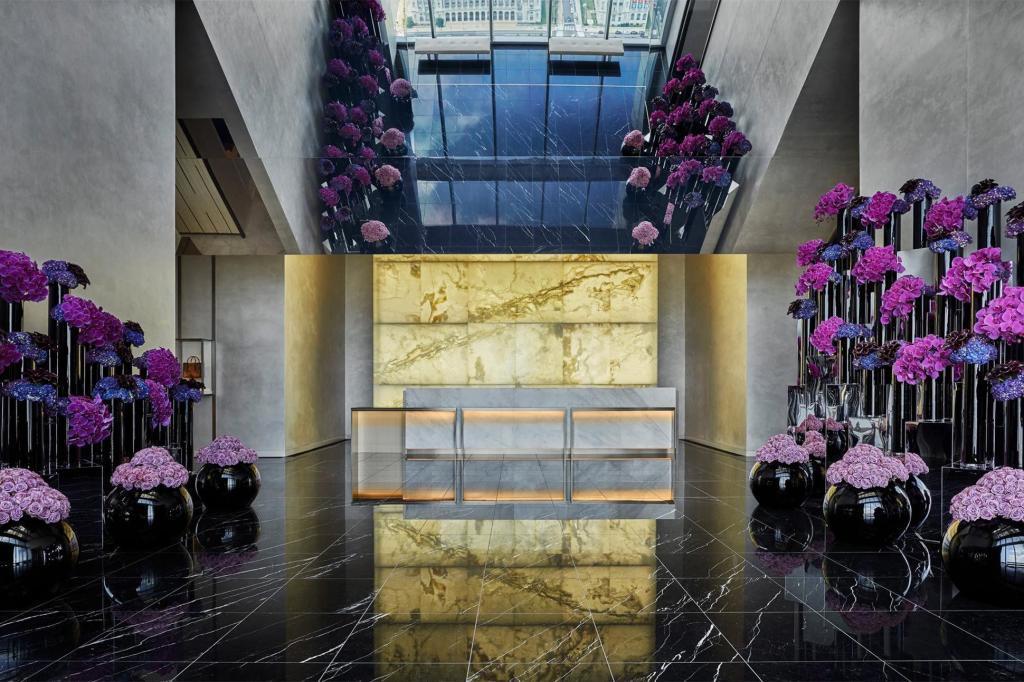 Four Seasons Hotel Philadelphia at Comcast Center, Philadelphia, Pennsylvania, USA