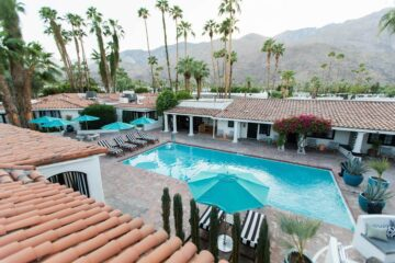 Villa Royale, Palm Springs, California, USA