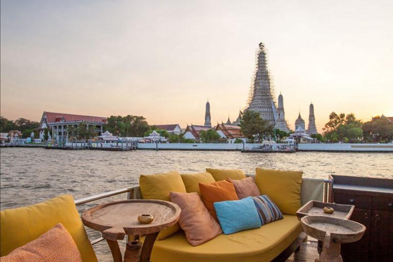 Supanniga Cruise, Bangkok, Thailand