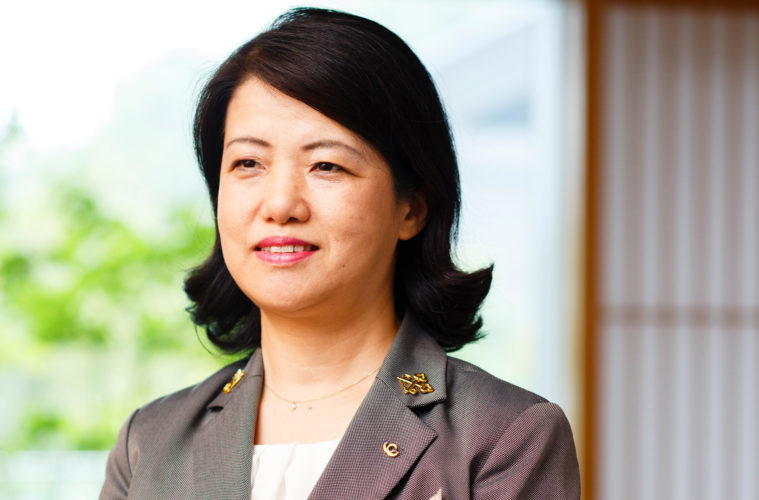 The Capitol Tokyu concierge Etsuke Higashide gives OutThere her inside tips on luxury Tokyo