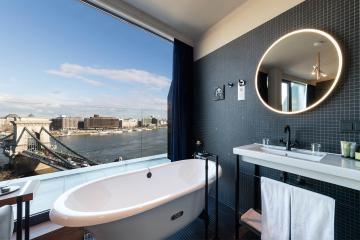 Hotel Clark, Buda, Budapest, Hungary