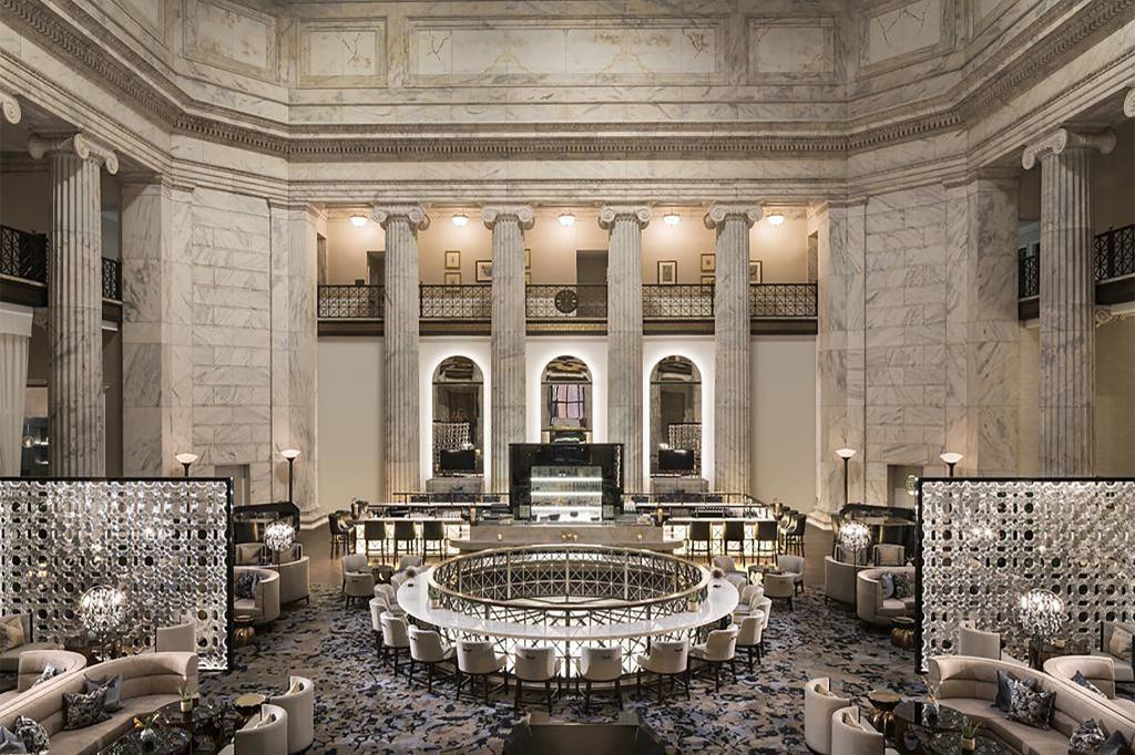 The Ritz-Carlton Philadelphia, Philadelphia, Pennsylvania, USA