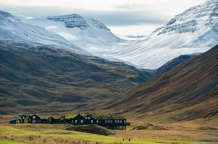 Deplar Farm Iceland with Eleven Experience