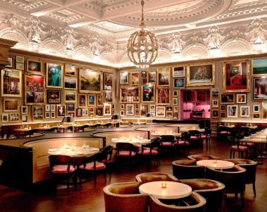 Berners Tavern at London Edition