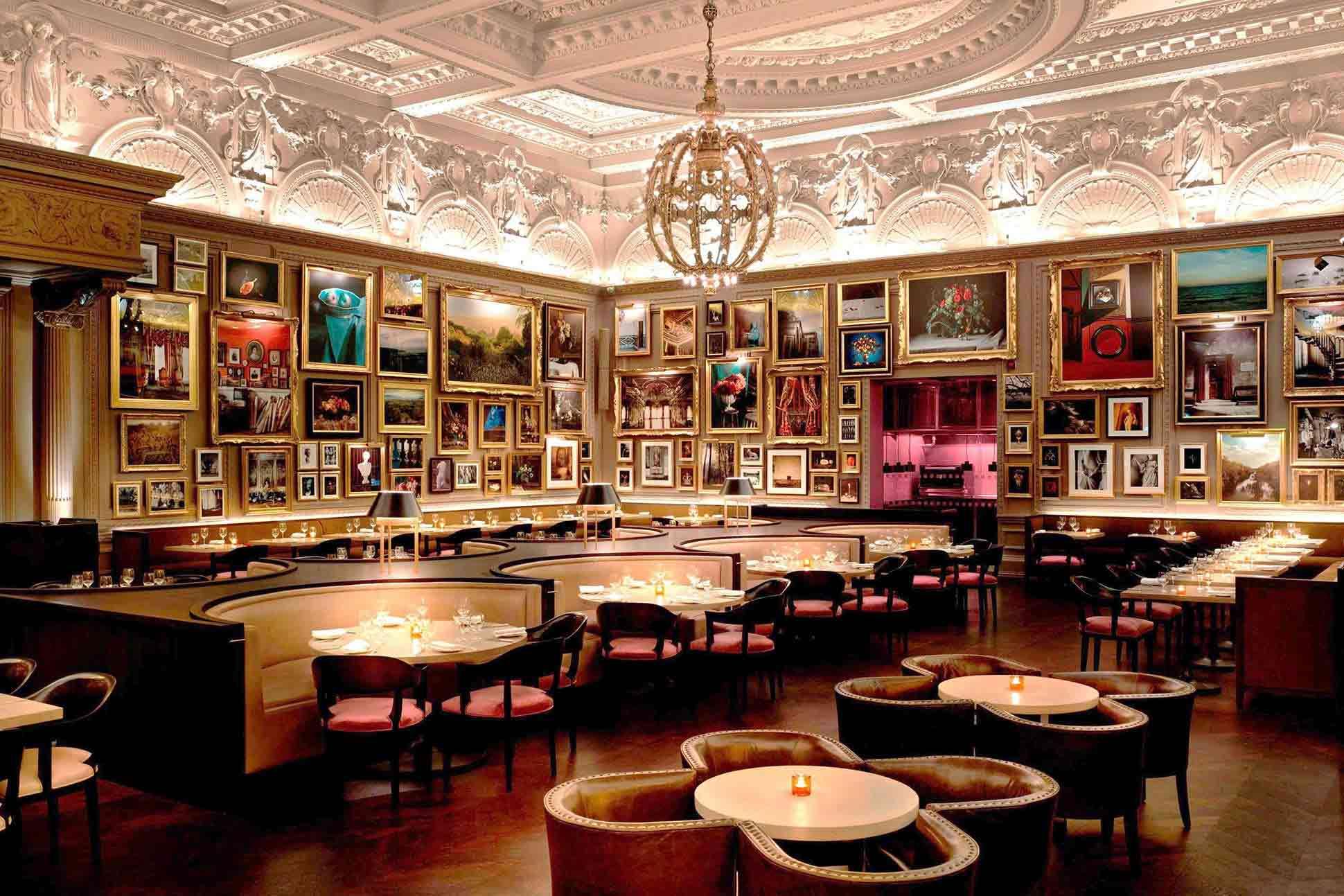 Berners Tavern at London Edition