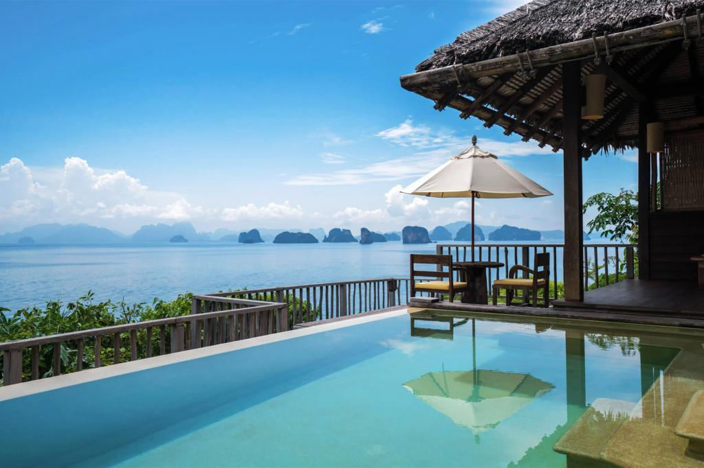 The Ocean Pool Villa at Six Senses Yao Noi, Koh Yao Noi, Thailand