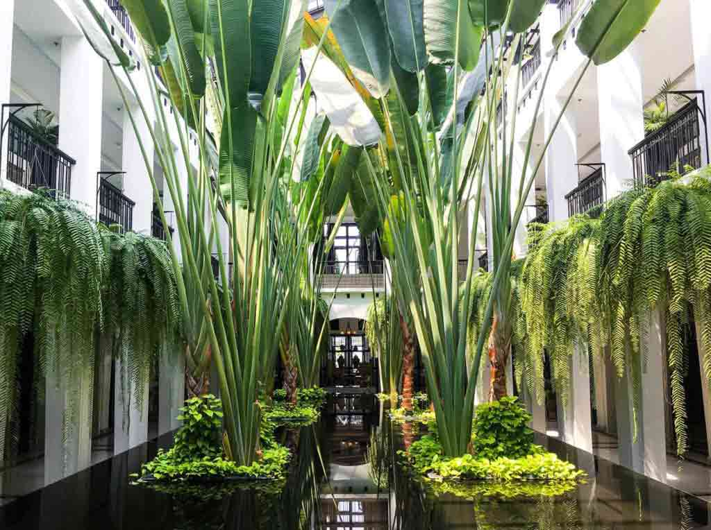 The Siam Bangkok Atrium