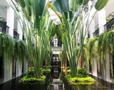 The Siam Bangkok Atrium