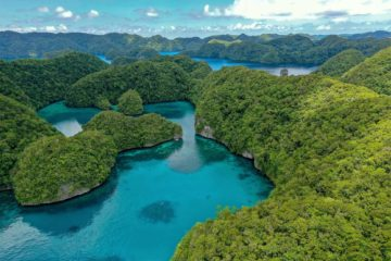Palau, Photography by Davor Rostuhar, courtesy of Sustainable Travel International