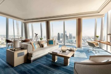Shangri-La London Suite