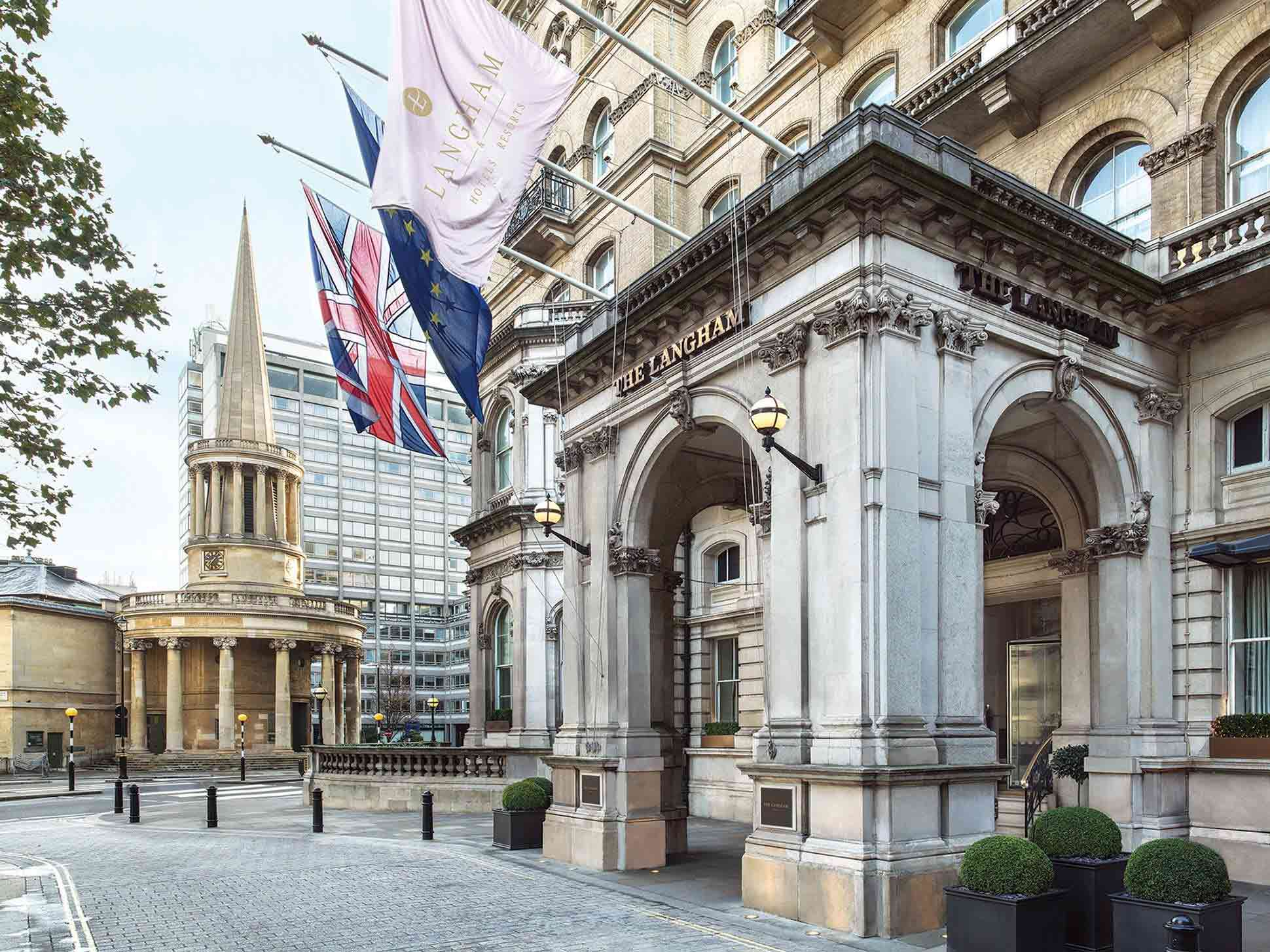 The Langham <br> London, United Kingdom