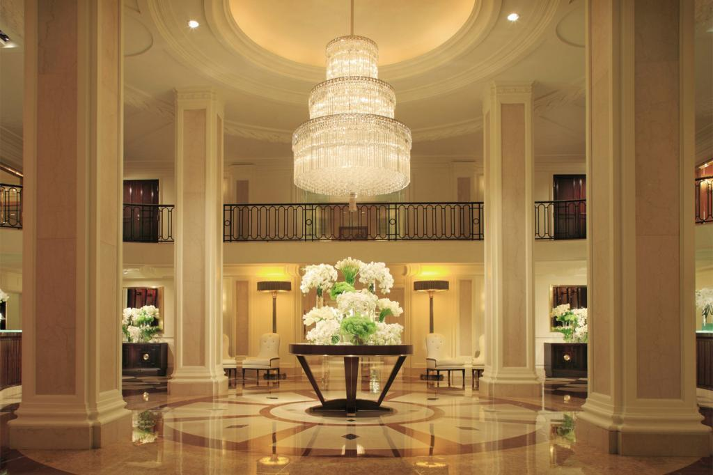 Beverly Wilshire, A Four Seasons Hotel, Beverly Hills, Los Angeles, California, USA