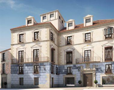 Palacio Solecio, Málaga, Spain