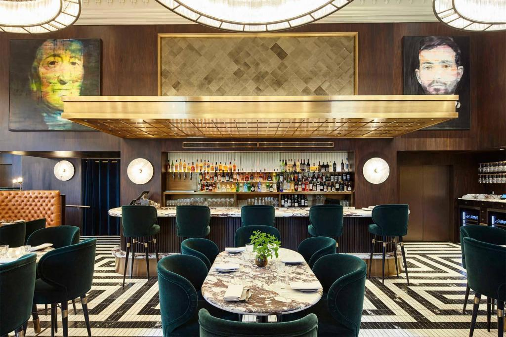 Wild Honey at Sofitel London St James, London, United Kingdom