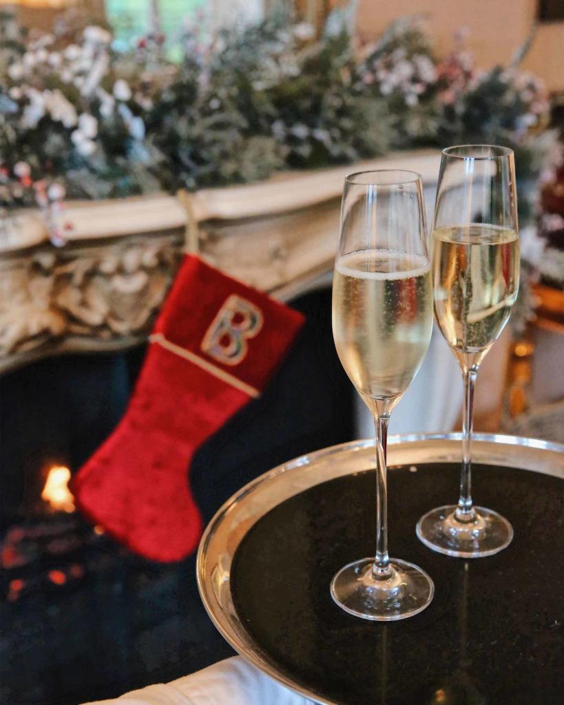 Champagne break at Beaverbrook Hotel & Spa, Surrey, United Kingdom