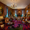 Library at the Chesterfield Mayfair, a Red Carnation Hotel