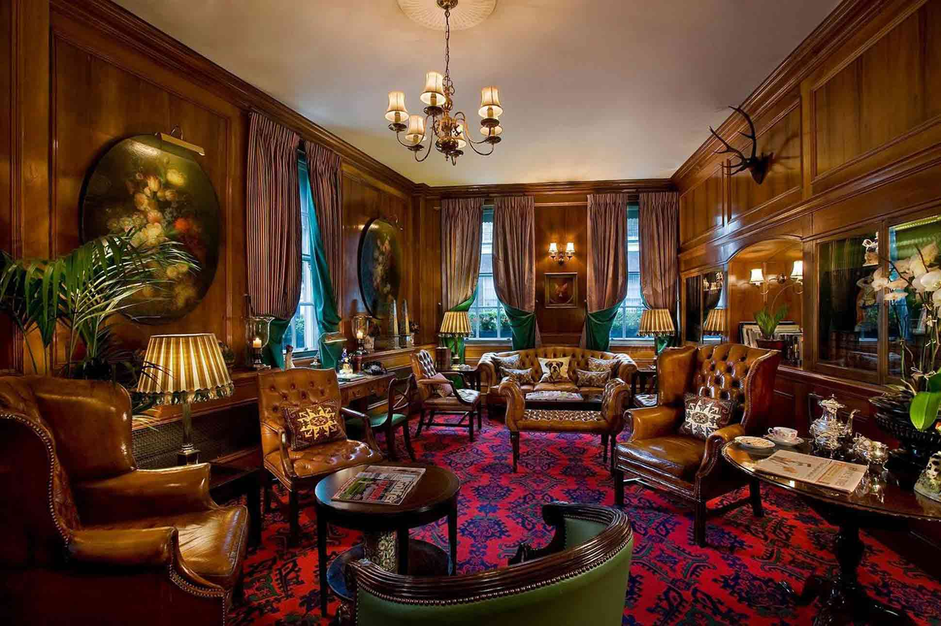 The Chesterfield Mayfair <br> London, United Kingdom