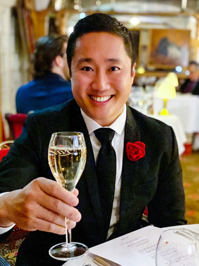 Uwern Jong at The Chesterfield Mayfair and Royal Philharmonic collaboration