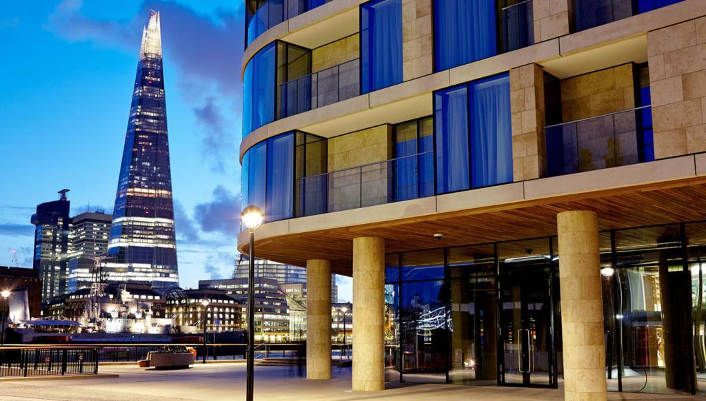 Outside Shard View Cheval Three Quays by Cheval Residences