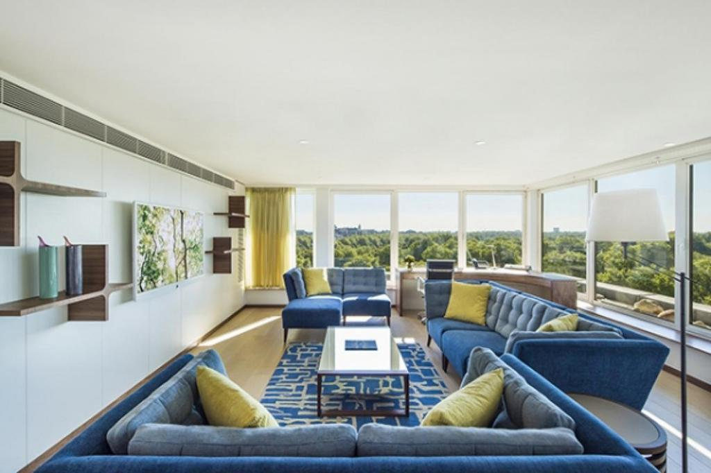 Suite at COMO Metropolitan London