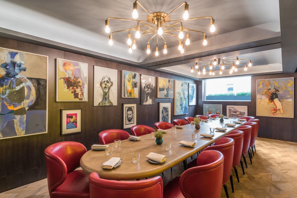Sofitel London St James offers Accor Hotel Office