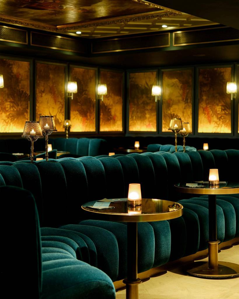 The St James Bar at Sofitel London St James, London, United Kingdom