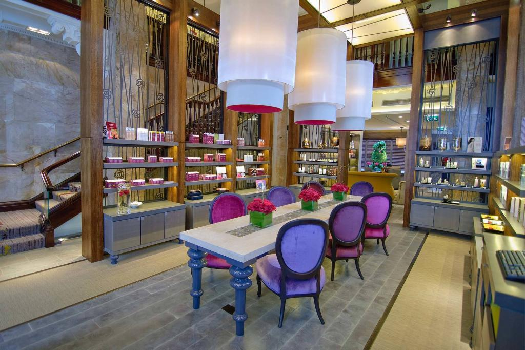 The SoSPa at Sofitel London St James, London, United Kingdom