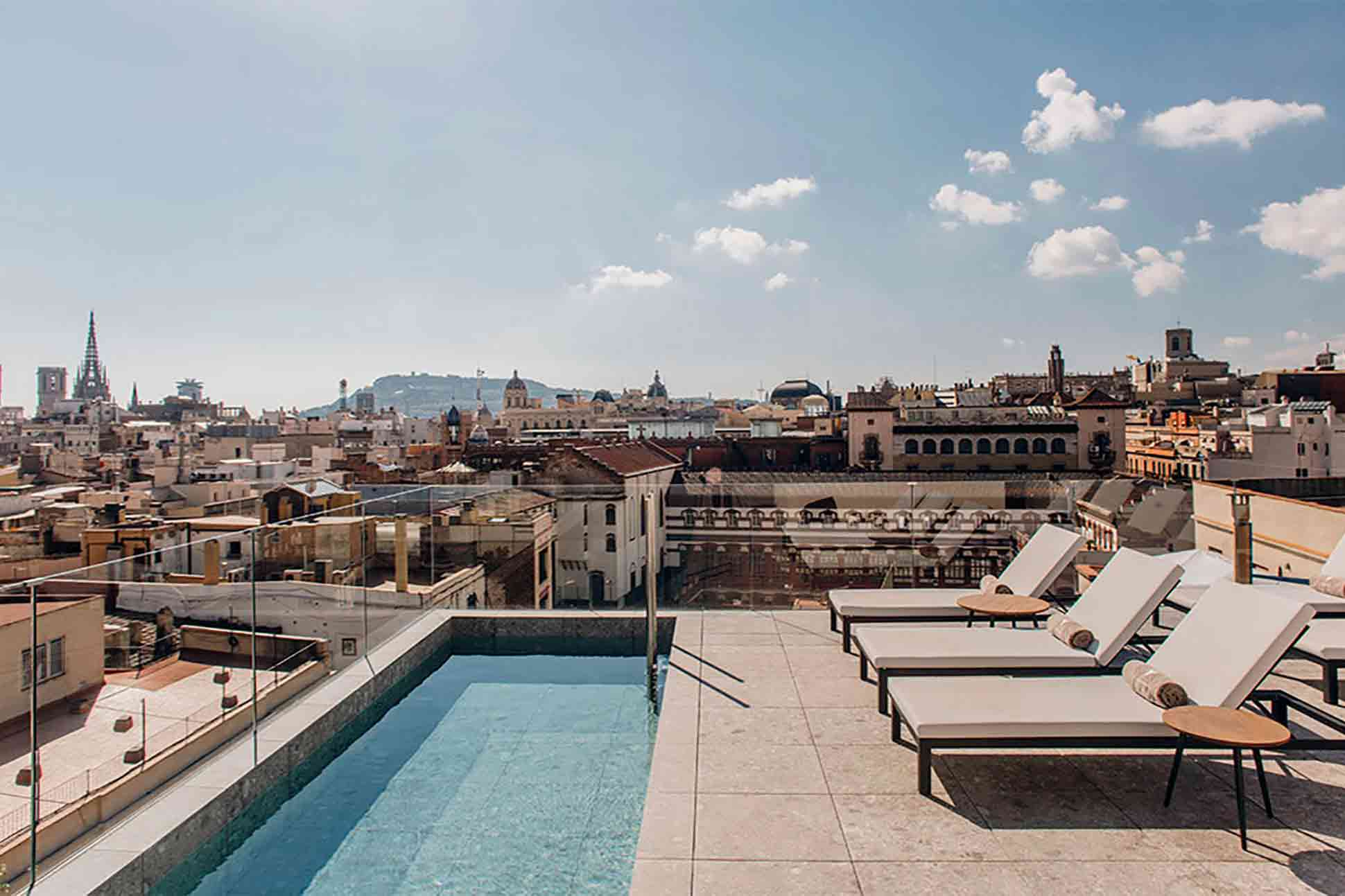 Yurbban Passage Hotel & Spa <br> Barcelona, Spain
