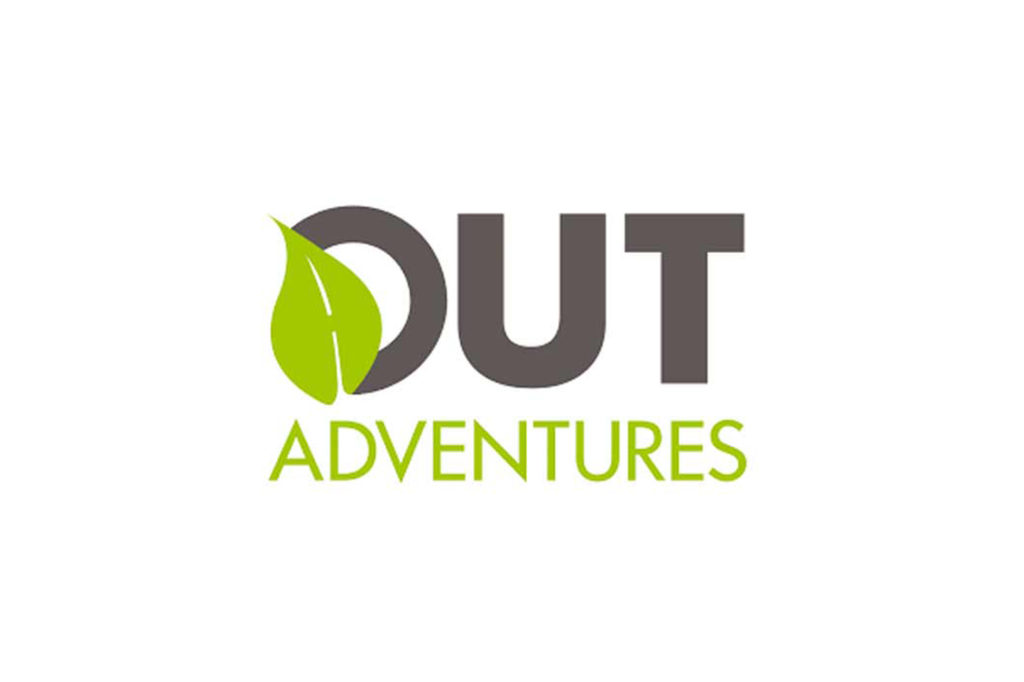 Out Adventures logo
