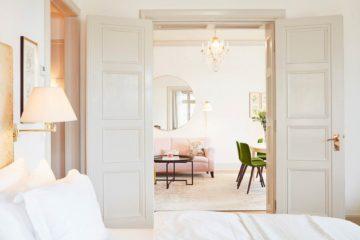 Suite at Hotel Diplomat Stockholm