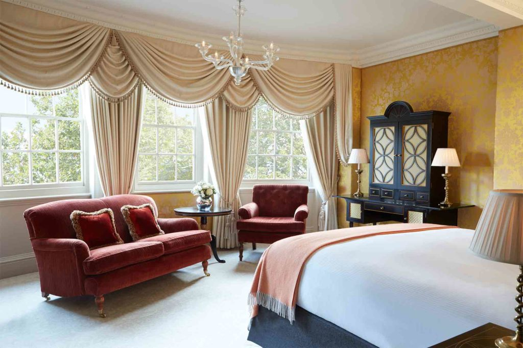 A Suite at The Goring, London, United Kingdom